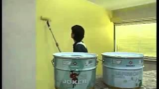 видео Покраска стен на кухне: выбор краски и технология окрашивания