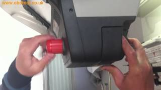 How to Install Ikeycutter Condor XC007 Master Series Key Cutter