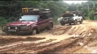 Cameroon impassable