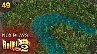 Nox Plays... Rollercoaster Tycoon 2: Time Twister | #49: Prehistoric - Jurassic Safari, Pt. 1