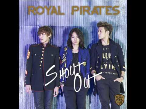 Royal Pirates 로열 파이럿츠 – Shout Out (Synth Rock ver.) Instrumental