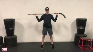 Hockey Stick Movements