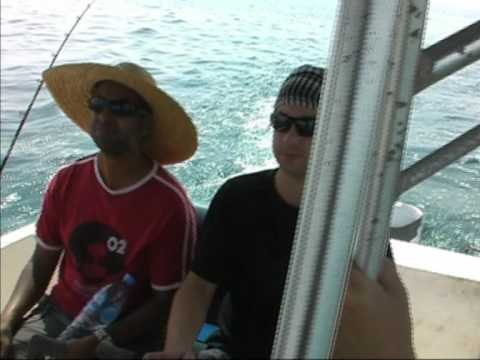 A Fishing Trip near Banana Island (Offshore Doha)