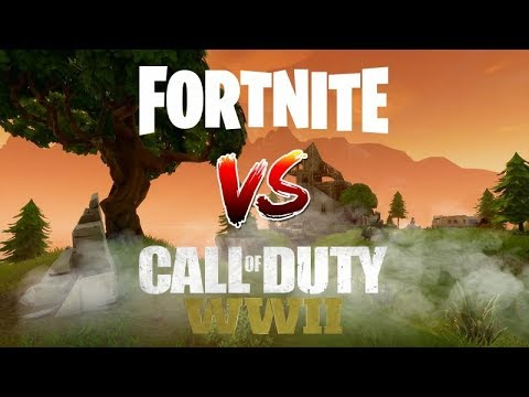 Call of Duty: WWII | Why Content Creators Switch to Fortnite