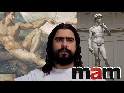 A exposição do MAM: nudez, arte e educação (#Pirula 224.3)