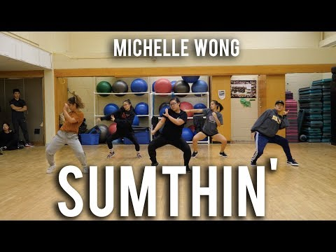 Sumthin'   Michelle Wong Choreography