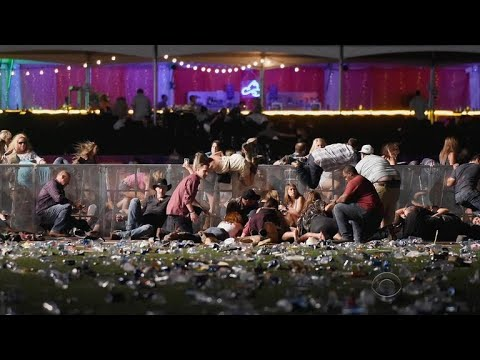 Investigators continue to search for a motive in Las Vegas massacre