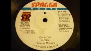 BLACK CINDERELLA RIDDIM - SPRAGGA ROOTS RECORDS