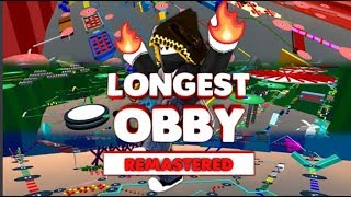 PLAYING THE LONGEST OBBY IN ROBLOX