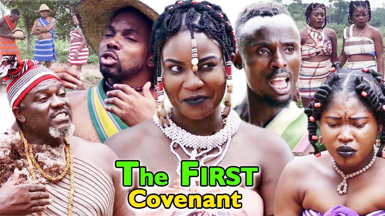 "Download New Movie Alert ""THE FIRST COVENANT"" Season 1&2 - (Ugezu J Ugezu) 2019 Latest Nollywood Epic Movie"
