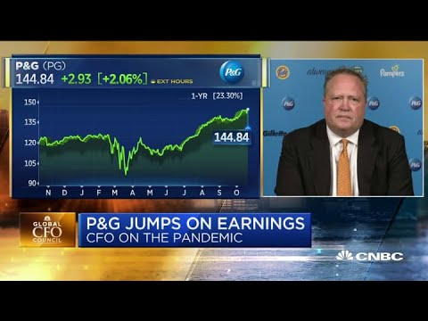 Procter & Gamble CFO On Q1 Earnings Results, Outlook, The Pandemic And More