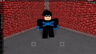 Roblox- Super Hero Life 2/ep4/Nightwing (new 52 and pre 52)