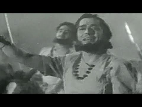 Vande Mataram - Hemant Kumar, Pradeep, Anand Math, Patriotic Song