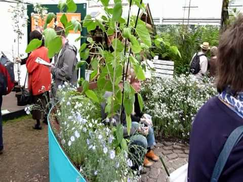 StayinUK Presents: The Chelsea Flower  2010  Superfoods Garden by David Arkin