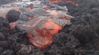 EPIC LAVA TOURS 1st footage on HAWAII NEWS NOW at 10:00