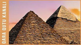 Piramidaların Necə Inşa Edilməsi Ortaya çıxdı