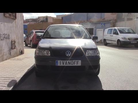 Ремонт автомобиля VW Polo 2001, диагностика и замена привода