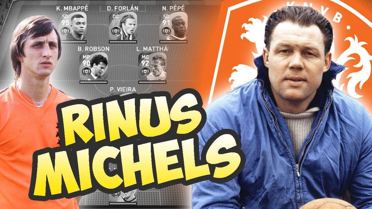 🇳🇱 RINUS MICHELS | LA NARANJA MECÁNICA | PES 2021 🇳🇱