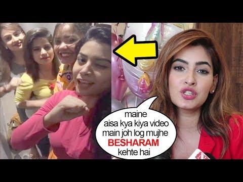 ISME TERA GHATA MERA KUCH NAHI JAATA || VIRAL GIRL FULL INTERVIEW - RED WALI GIRL