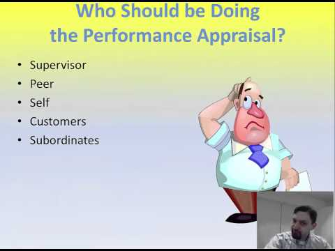12 International Employee Performance Appraisal