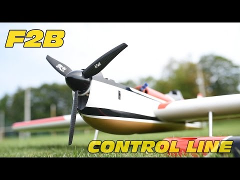 F2B Control Line