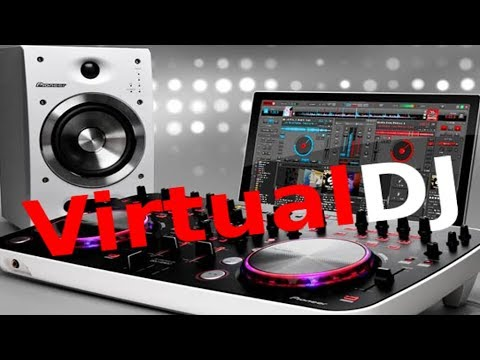 [DJ Jobs] The Best DJ Software: VirtualDJ PRO | FREE 8 | Music