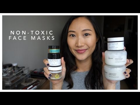 My Non-toxic Face Mask Collection | Jenn Rogers