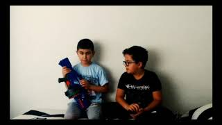 Nerf süper speed (Deneme)