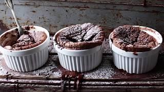 Easy Chocolate Soufflé Recipe