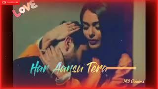 #Sathi tera ban jau lyrics status | Arijit Singh | Love song | Love heart touching status