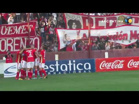 Clip de Los Andes 0 - Estudiantes (LP) 2