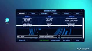Editor de comandos AVJarvis B3+