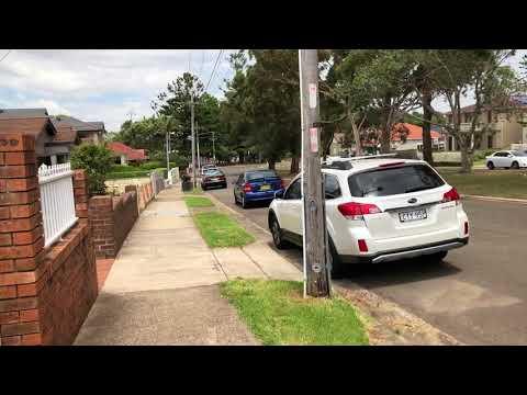 Sydney  AUSTRALIA  (  residential area  )  Video No. 2