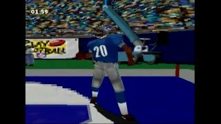 NFL GAMEDAY 98/ BARRY SANDERS UNSTOPPABLE [PS1] [HD]