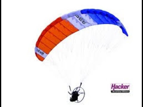 Hacker RC Free Paraglider