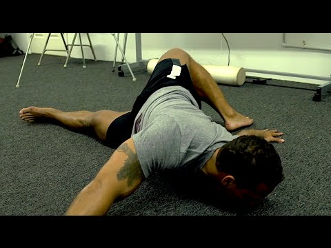 Intuitive Stretching For Weightlifters & Athletes