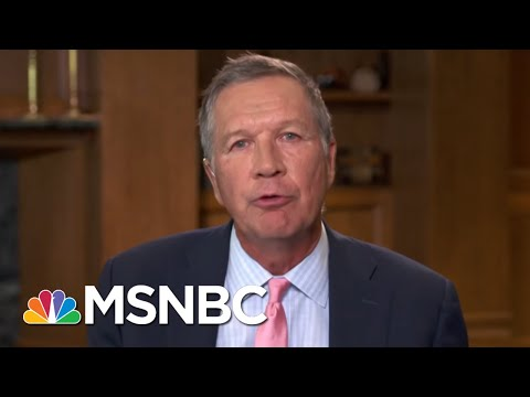 Ohio Governor John Kasich Responds To Urban Meyer And OSU Wrestling Scandals | MTP Daily | MSNBC