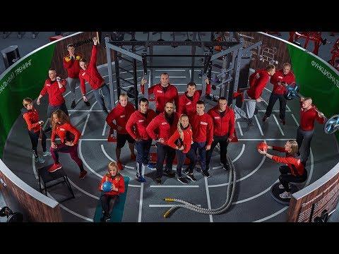 Новый фитнес-сезон World Class Иваново