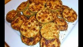 Crispy, Delicious, And Healthy Zucchini Chips, Filmed With Gopro Hero 3+ Silver