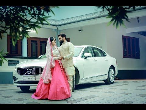 BEST KERALA WEDDING HIGHLIGHT 2017 FAMITHA+THAHSY WEDDING HIGHLIGHT 2017