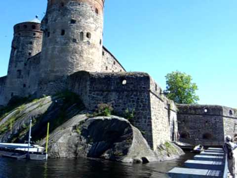 Medieval castle in Finland?