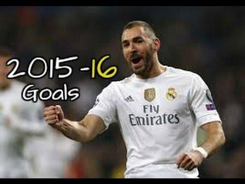 Karim Benzema 2015/16 ● Best GOALS Show Real Madrid  2015\16
