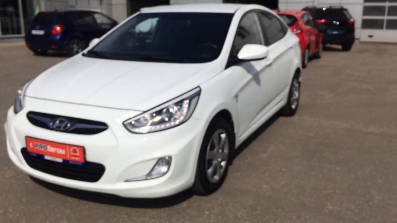 Купить Хендай Солярис (Hyundai Solaris) 2014 г. с пробегом бу в .