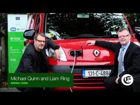Cork's European Green Capital Bid