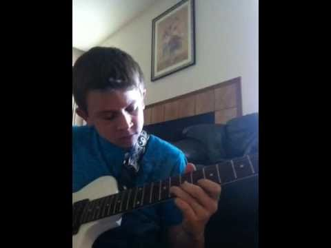 Best Love Song T-Pain ft. Chris Brown (guitar cover)