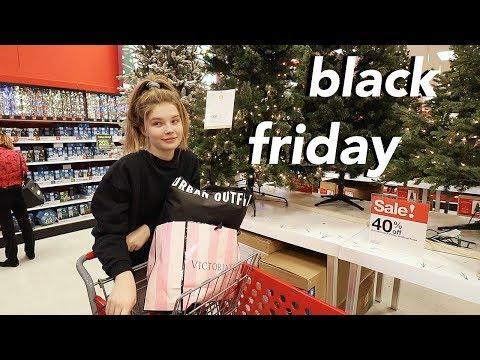 black friday vlog