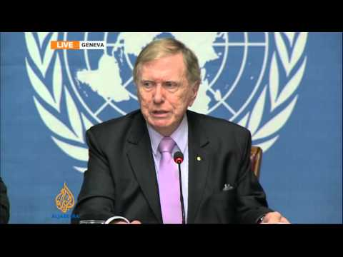 UN investigator details rights abuses in North Korea