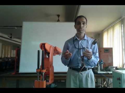 Robotics course