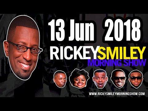 Rickey Smiley Morning  130618