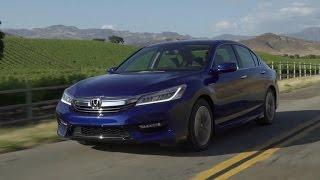 2017 honda accord hybrid three motors no transmission cnet on cars episode 95